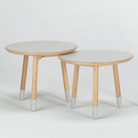 Stick Double Coffee Table by Valsecchi