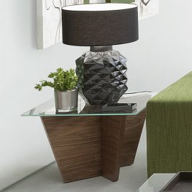 Olivia End Table by TemaHome