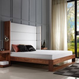 Lyon King Bed CB-709 by Casabianca