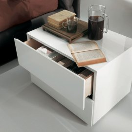 Lux End Table by Bontempi