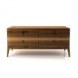 Moment 6 Drawer Dresser 002135 by Huppe