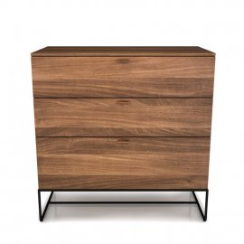 Linea Chest with Steel Base by Huppe