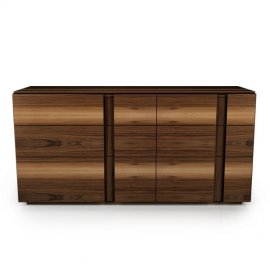 Dusk 6 Drawer Dresser by Huppe