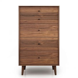 Herman 5 Drawer Chest 009725 by Huppe