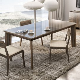 Illusion Dining Table 4700  by Huppe