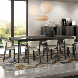 Wolfgang Dining Table 4900 by Huppe