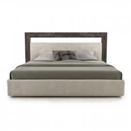 Cloe Bed (Upholstered) by Huppe