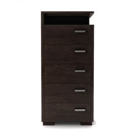 Paris 5 Drawer Chest 004225 by Huppe