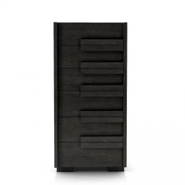 Folk 6 Drawer Chest 005225 by Huppe