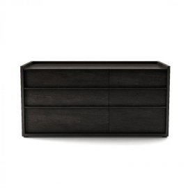 Echo 6 Drawer Dresser 007035 by Huppe