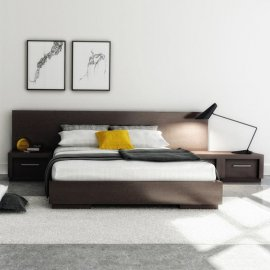Amelia Bed by Huppe
