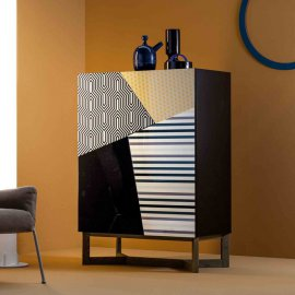 Doppler Sideboard High by Bonaldo