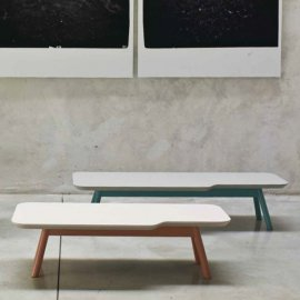 Aky Low Table by Trabaldo