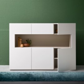 Metropolis Cabinet PSV063 by Alf Dafre