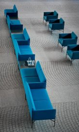 Chill Out Sofa by Tacchini