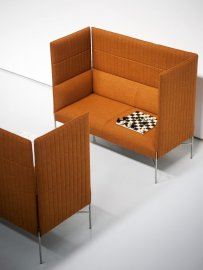 Chill Out High Sofa by Tacchini