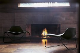 Glide Chair by Tacchini