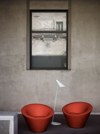 Girola Armchair by Tacchini