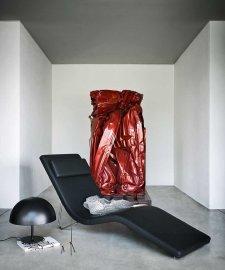Slalom Lounge Chair by Tacchini