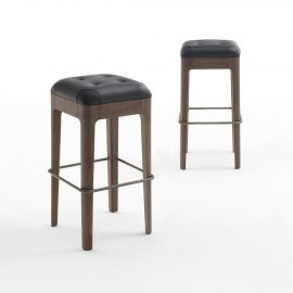 Webby Sgabello Stool by Porada