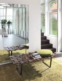 Belt Bench by Porada