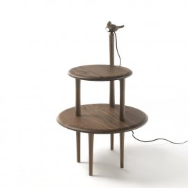 Jenny Ø50 Side Table by Porada