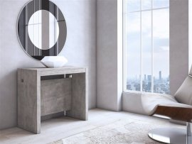 Erika Extendable Console Dining Table by Casabianca