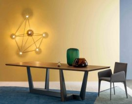 Art Dining Table by Bonaldo