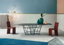 Tangle Dining Table by Bonaldo
