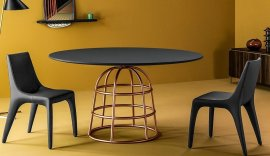 Mass Dining Table by Bonaldo