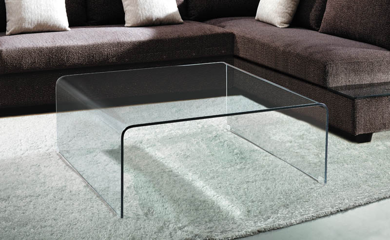 Arch Square Coffee Table By Viva Modern
