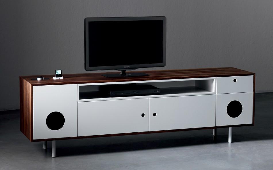 Miniforms Caixa Tv Units Cabinets Wooden