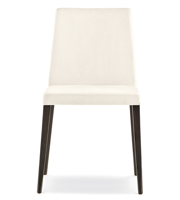 Pedrali Dress 530 Chairs Leather Wooden Fabric
