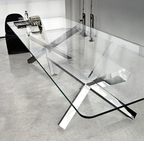 Sovet Aikido Two Bases Dining Tables