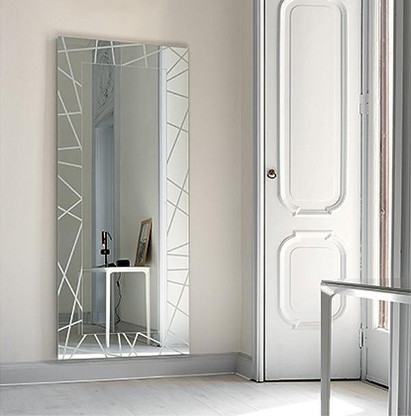sovet segment rectangular mirrors rectangular top contemporary furniture from ultra modern - Modern Mirrors