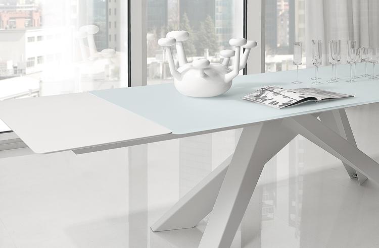 Bonaldo Big Table Extending Dining Table | Wooden | Glass ...