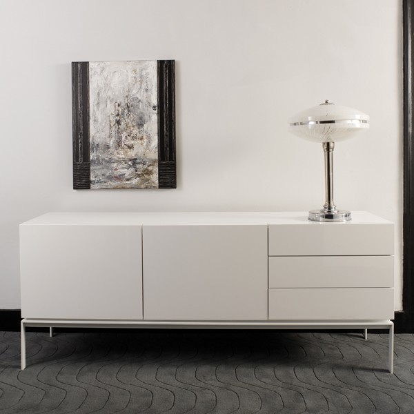 TemaHome Glare Sideboard Cabinets | Wooden | Storage | Living Room ...
