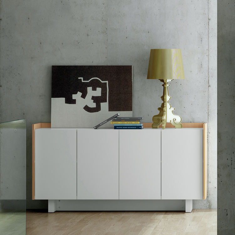TemaHome Skin Sideboard Cabinets | Wooden | Storage | Living Room ...