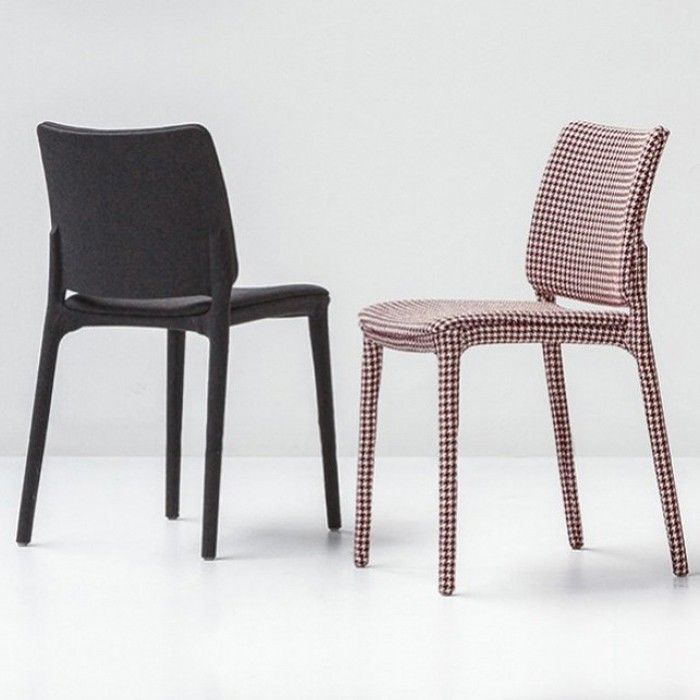 Bonaldo Blues XO Chairs | Leather | Fabric | Dining Room   Contemporary  Furniture From Ultra Modern