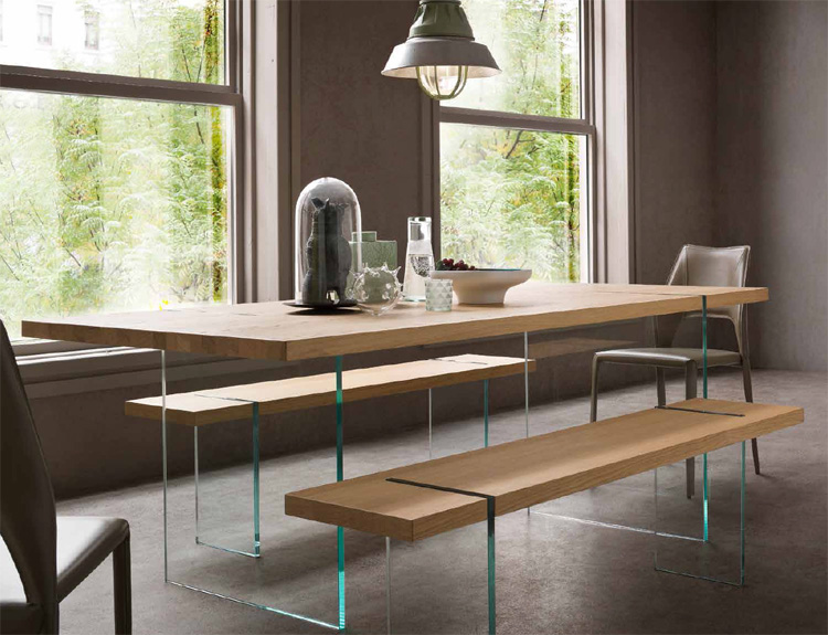 Sedit Reflex Dining Tables Wooden Dining Room