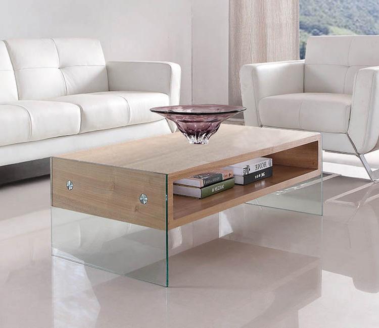 Genial Viva Modern Chiaro Coffee Tables | Rectangular Top | Wooden | Glass   Contemporary  Furniture From Ultra Modern