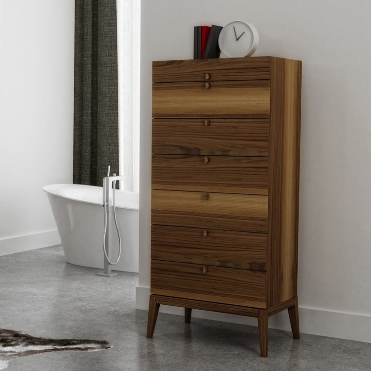 Huppe Moment Lingerie Chest 002145 Cabinets | Wooden | Storage | Bedroom    Contemporary Furniture From Ultra Modern