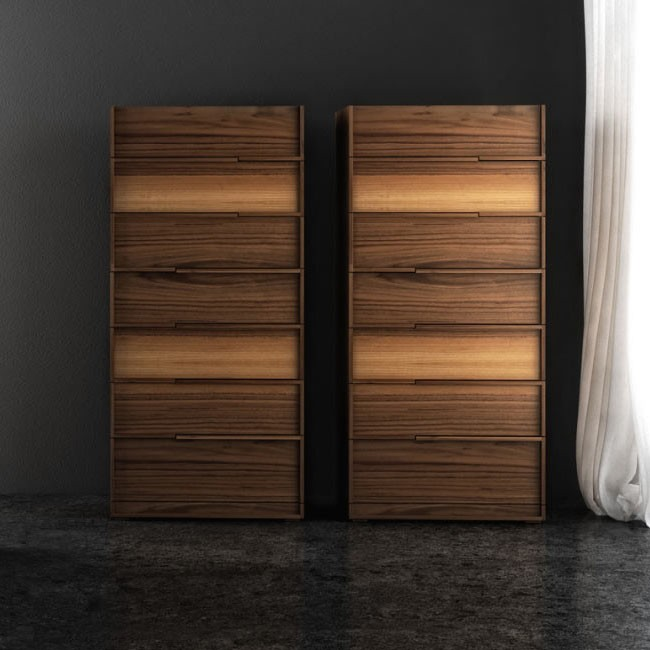 Huppe Swan Lingerie Chest 004045 Cabinets | Wooden | Bedroom   Contemporary  Furniture From Ultra Modern