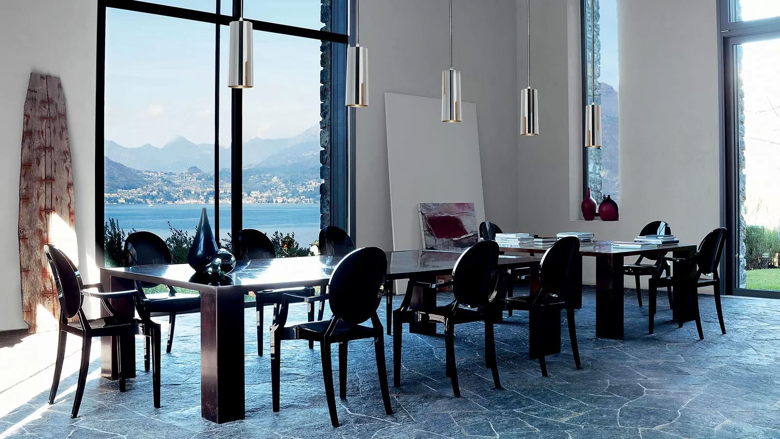 Kartell Louis Ghost Plastic | Chair | Dining Room Furniture ...