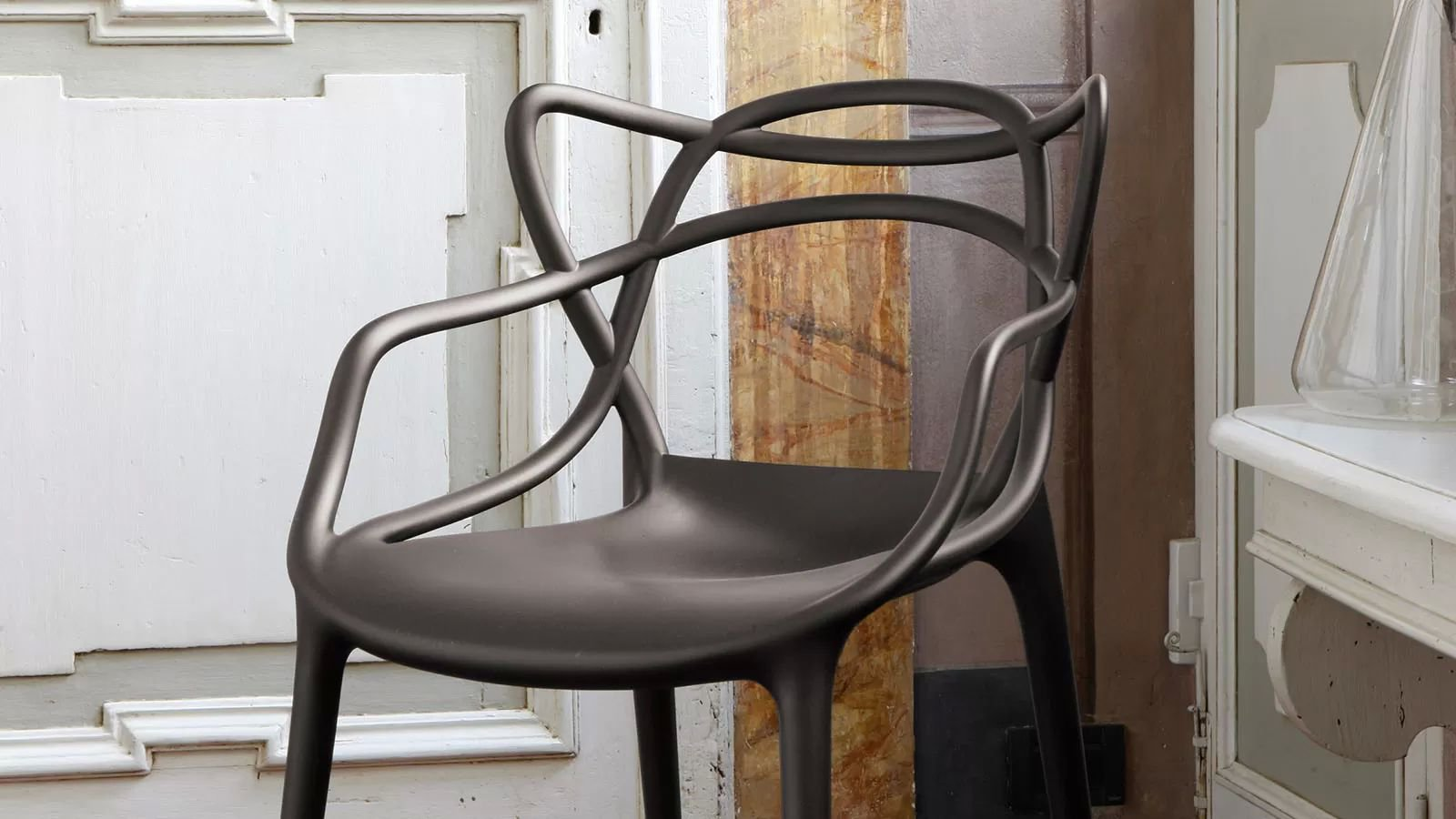 Kartell Masters Plastic Chair Dining Room Furniture