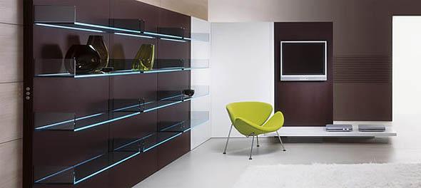 Tonelli Bookcases