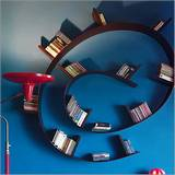 Bookworm Bookcases by Kartell