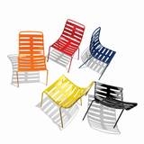 Body to Body Chairs by Parri