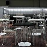 Top Top Bistro Dining Tables by Kartell