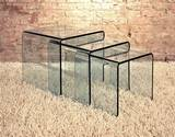 Arch Small Table Nest End Tables by Viva Modern